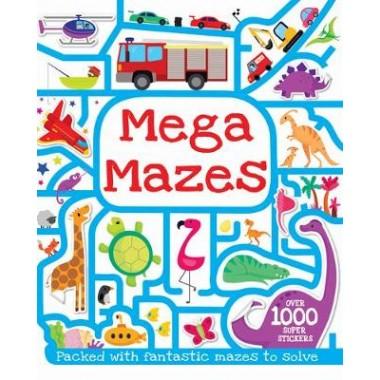My Bumper Book of Mazes