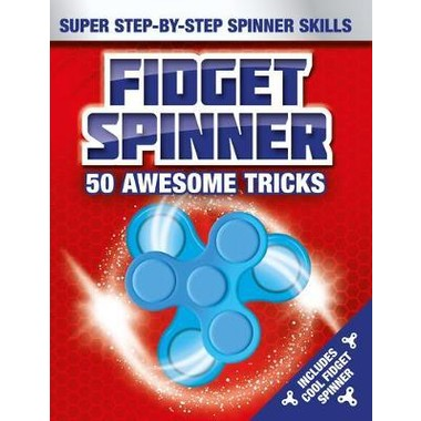 Fidget Spinner Tips and Tricks