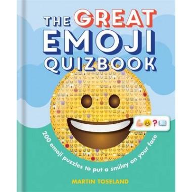 GREAT EMOJI QUIZBOOK, THE
