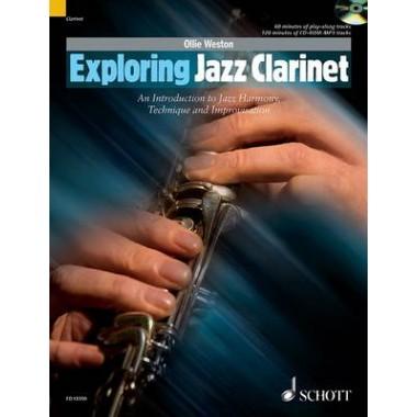 Exploring Jazz Clarinet :An Introduction to Jazz Harmony, Technique and Improvisation