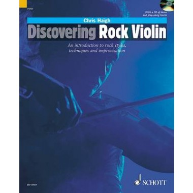 Discovering Rock Violin :The Use of the Violin in Pop, Folk and Rock Music
