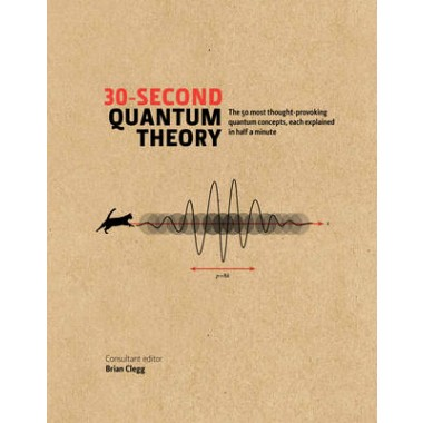 30-Second Quantum Theory :The 50 most thought-provoking quantum concepts, each explained in half a minute
