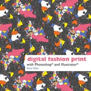 Digital Fashion Print :With Photoshop and Illustrator
