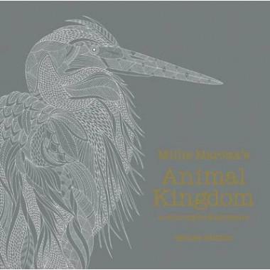 Millie Marotta's Animal Kingdom Deluxe Edition :a colouring book adventure