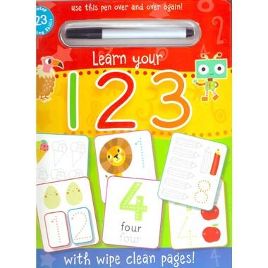 WIPE CLEAN: 123