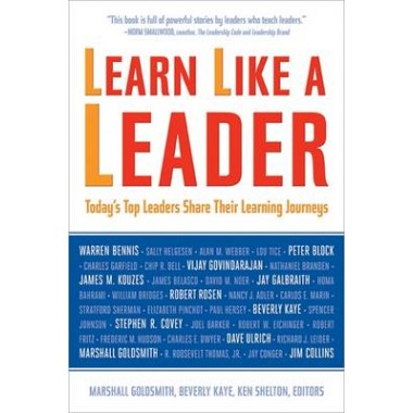 Learn Like a Leader :Today's Top Leaders Share Their Learning Journeys