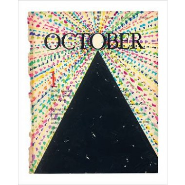 David Batchelor :The October Colouring-in Book