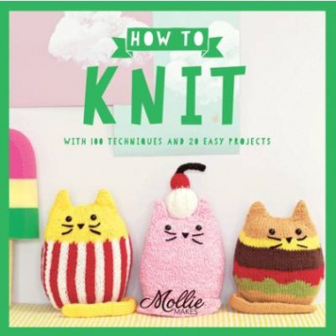 How to Knit :With 100 techniques and 20 easy projects