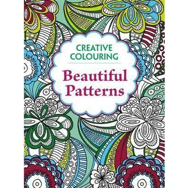 Beautiful Patterns :Creative Colouring