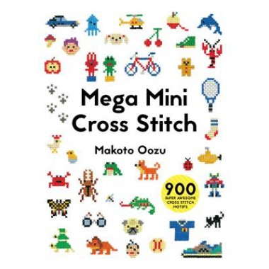 MEGA MINI CROSS STITCH /P