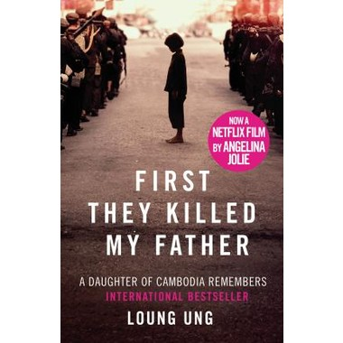First They Killed My Father :Film tie-in