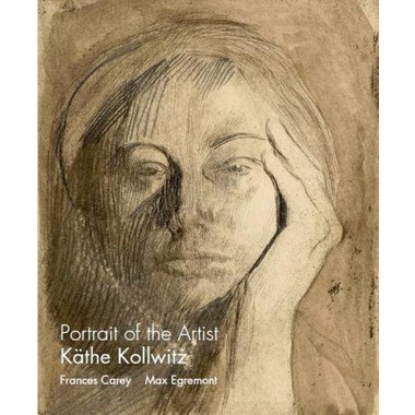 Portrait of the Artist Kathe Kollwitz