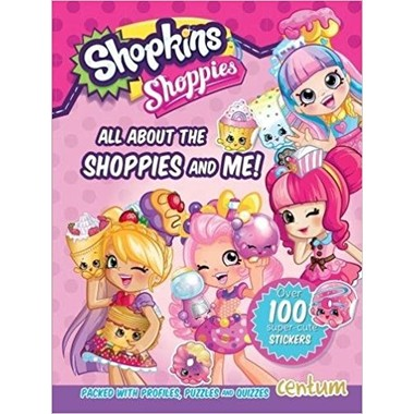SHOPKINS SHOPPIES ALL ABOUT SHOPPIES & M
