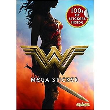 Wonder Woman Mega Sticker Book