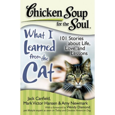 Chicken Soup for the Soul: What I Learned from the Cat :101 Stories About Life, Love, and Lessons