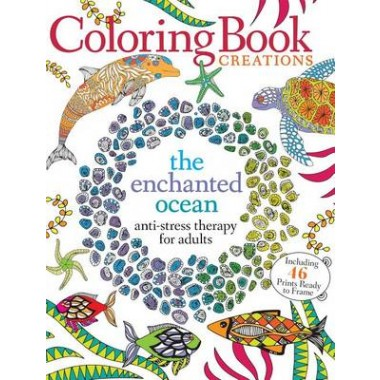 COLORING BOOK CREATIONS: ENCHANTED