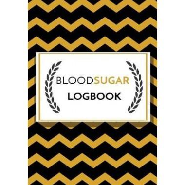 Blood Sugar Log Book Blood Sugar Glucose Tracker For Diabetics V2