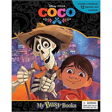 MY BUSY BOOK : COCO