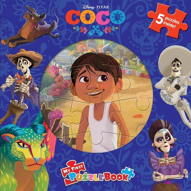 MY FIRST PUZZLE BOOK : COCO