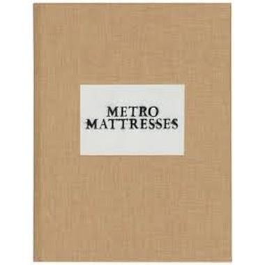 Ed Ruscha :Metro Mattresses