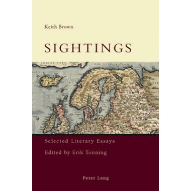 Sightings :Selected Literary Essays