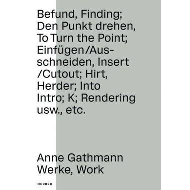 Anne Gathmann :Works. Statics of Resonance