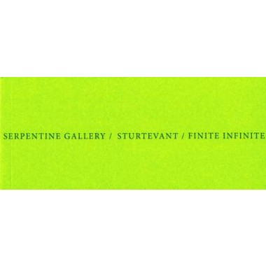 Sturtevant: Finite Infinitie