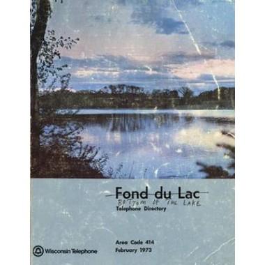 Christian Patterson :Bottom of the Lake / Fond du Lac