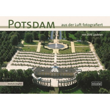 Potsdam Photographed from the Air