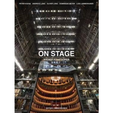 On Stage :Vienna Opera House