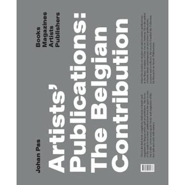 Artists' Publications :The Belgian Contribution