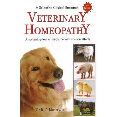 Veterinary Homeopathy A Scientific Clinical Research