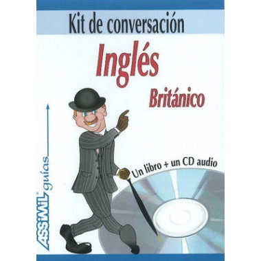 Ingles Britanico :Kit de Conversacion