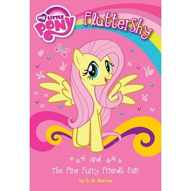 CHAPTER BOOK: FLUTTERSHY