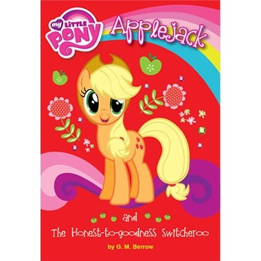 CHAPTER BOOK: APPLEJACK