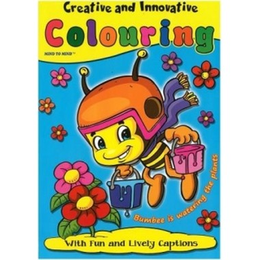 CREATIVE & INNOVATIVE COLOURING