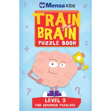 TRAIN YOUR BRAIN ADVANCED PUZZLES