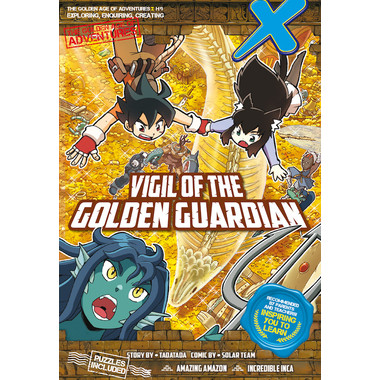 X-VENTURE TGAOA: VIGIL OF THE GOLDEN GUA