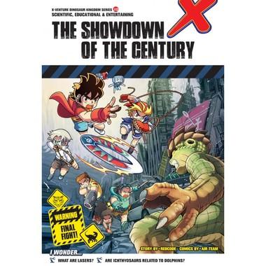 X-VENTURE DK II: SHOWDOWN OF CENTURY