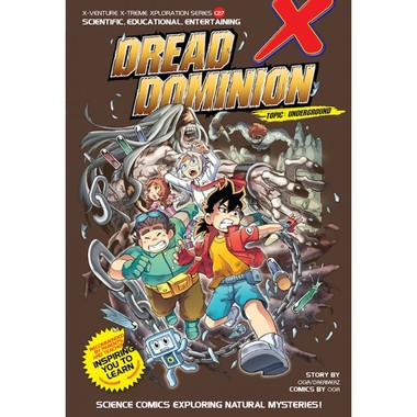 X-VENTURE XX: DREAD DOMINION