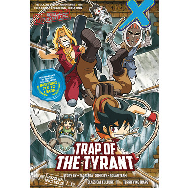 X-VENTURE TGAOA: TRAP OF THE TYRANT