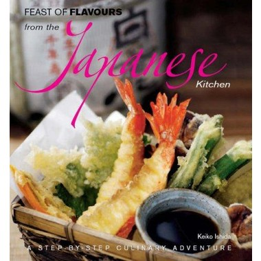 Feast Of Flavours: Japanese Kitchen