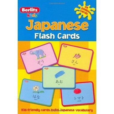 Berlitz Japanese Flashcards