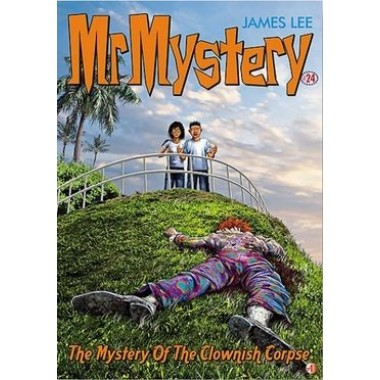 MR MYSTERY 24: THE MYSTERY OF THE CLOWN