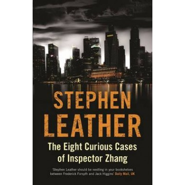 The Eight Cuirous Cases of Inspector Zhang