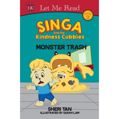 SINGA & THE KINDNESS CUBBIES: MONSTER TR