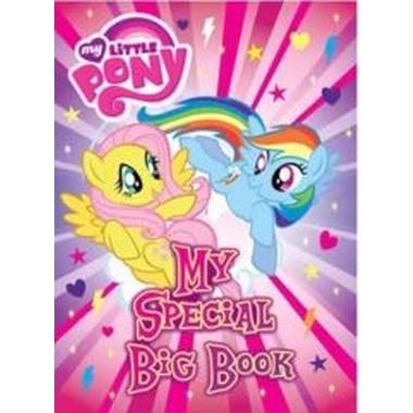 MY LITTLE PONY MY SPECIAL BIG BOOK W NEC