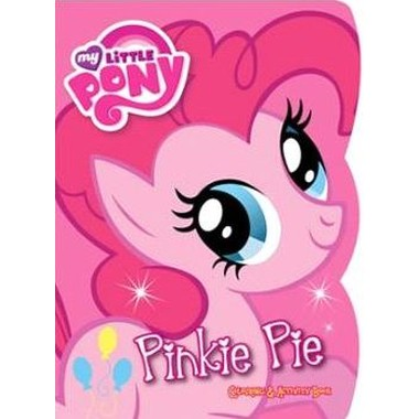PINKIE PIE COLOURING AND ACTIVITY BOOK W