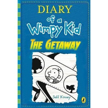 Diary of a wimpy kid the getaway book 12 solutioingenieria Images