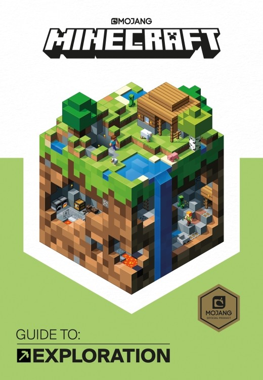 minecraft guide to exploration an official minecraft book from mojang rh popular com sg minecraft guide book download minecraft guide book mod